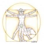 Vitruvian Falstaff